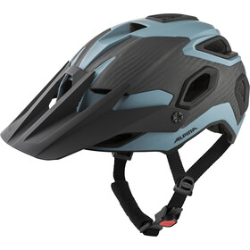 Alpina Rootage Helm dirt blue matt